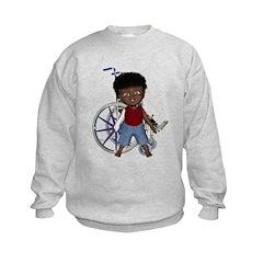 Keith Broken Rt Arm Sweatshirt