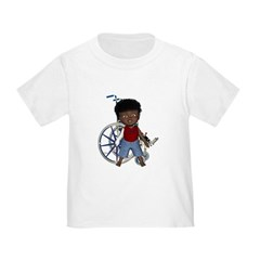 Keith Broken Rt Arm Toddler T-Shirt