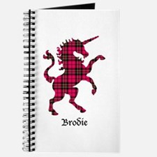 Unicorn - Brodie Journal