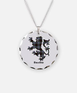 Lion - Brodie hunting Necklace