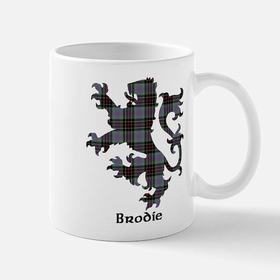 Lion - Brodie hunting Mug