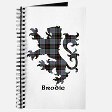 Lion - Brodie hunting Journal