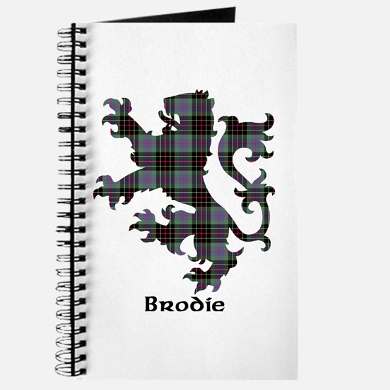 Lion - Brodie hunting Journal