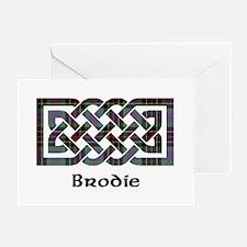 Knot - Brodie Greeting Card