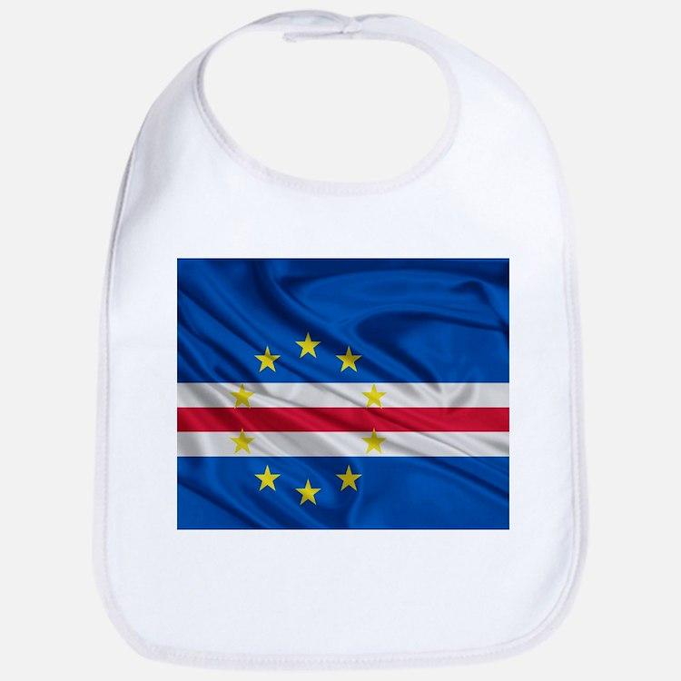 Cape Verde Flag Bib