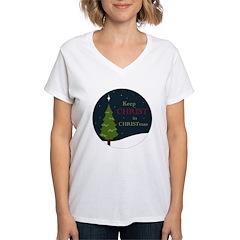 Keep Christ in Christmas Shirt