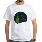 Keep Christ in Christmas White T-Shirt