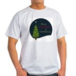 Keep Christ in Christmas Light T-Shirt