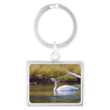 Trumpeter Swan Keychains