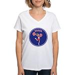 Cheer Women's V-Neck T-Shirt