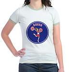 Cheer Jr. Ringer T-Shirt