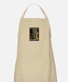 """""""My life, of late."""" BBQ apron"""