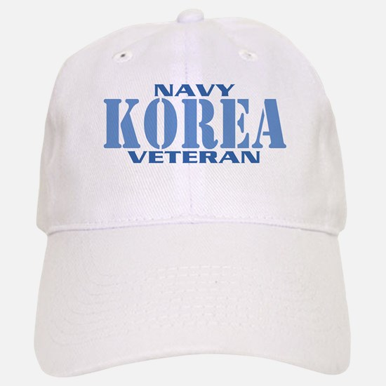 KOREAN WAR NAVY VETERAN! Baseball Baseball Cap