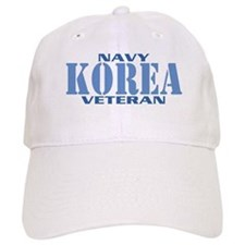 KOREAN WAR NAVY VETERAN! Baseball Cap