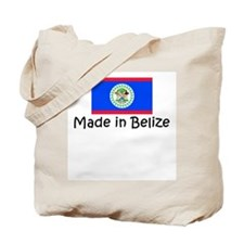 Made in Belize Tote Bag