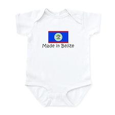 Made in Belize Infant Bodysuit