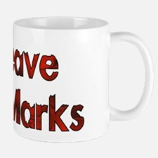 I Leave Bite Marks Mug