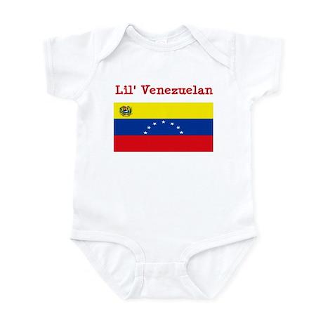 Venezuelan Infant Bodysuit