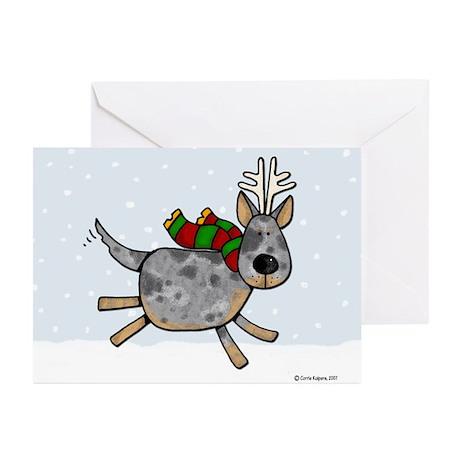 Australian Cattle Dog Greeting Cards (Pk of 10)