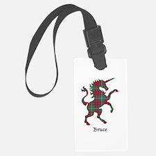 Unicorn - Bruce hunting Luggage Tag