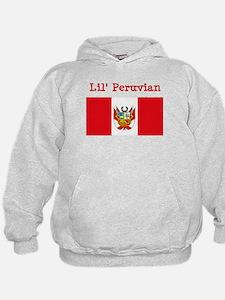 Peruvian Hoodie