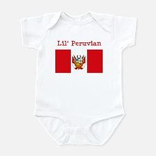 Peruvian Onesie