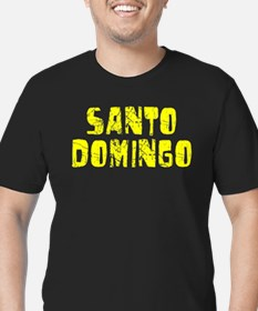 Santo Domingo Faded (Gold) T-Shirt