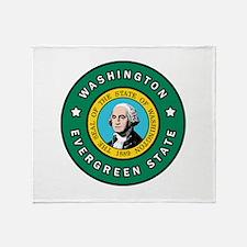 Washington Throw Blanket