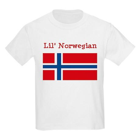 Norwegian Kids Light T-Shirt