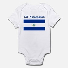 Nicaraguan Infant Bodysuit