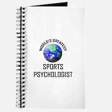 World's Greatest SPORTS PSYCHOLOGIST Journal