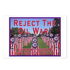 Oil War Postcards (Package of 8)