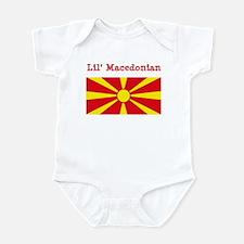 Macedonian Infant Bodysuit