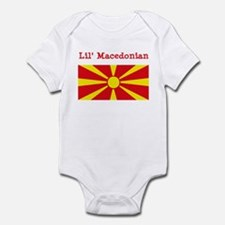 Macedonian Onesie