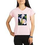 calla lilly art deco flower print Performance Dry