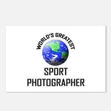 World's Greatest SPORT PHOTOGRAPHER Postcards (Pac