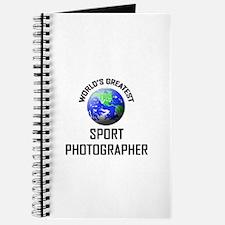 World's Greatest SPORT PHOTOGRAPHER Journal