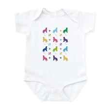 Golden Retriever Designer Infant Bodysuit