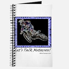 """""""Let's Talk Motocross!"""" Journal"""