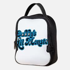 Inspiration Text - Daddy's Litt Neoprene Lunch Bag