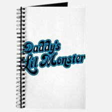Inspiration Text - Daddy's Little Monster Journal
