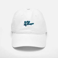 Inspiration Text - Daddy's Little Monster Blue Baseball Baseball Cap