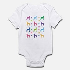 Great Dane Designer Infant Bodysuit