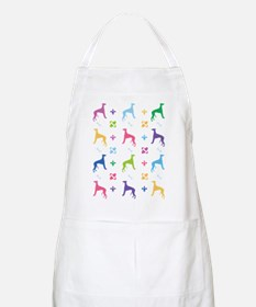 Greyhound Designer BBQ Apron