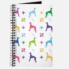 Greyhound Designer Journal