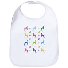 Greyhound Designer Bib