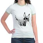 Dog Years Jr. Ringer T-Shirt