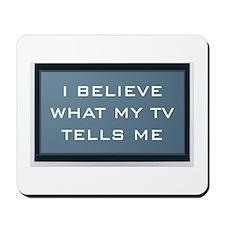 Mainstream Media Mousepad