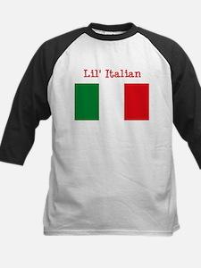 Italian Kids Baseball Jersey