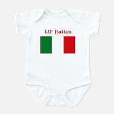 Italian Onesie